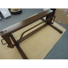 Hobby folding table base